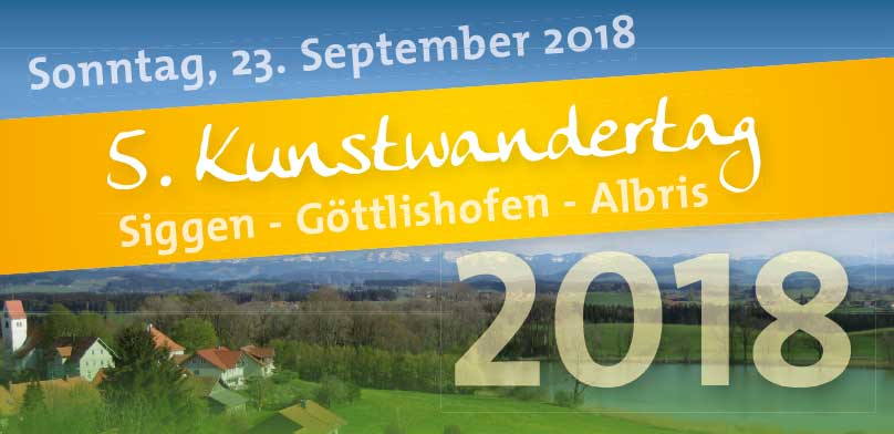 Download Flyer Kunstwandertag 2018